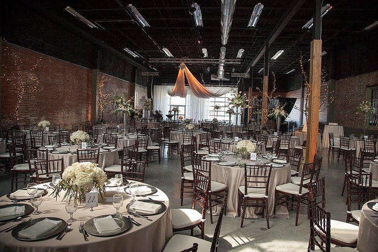 Weddings at The Old Glass Place