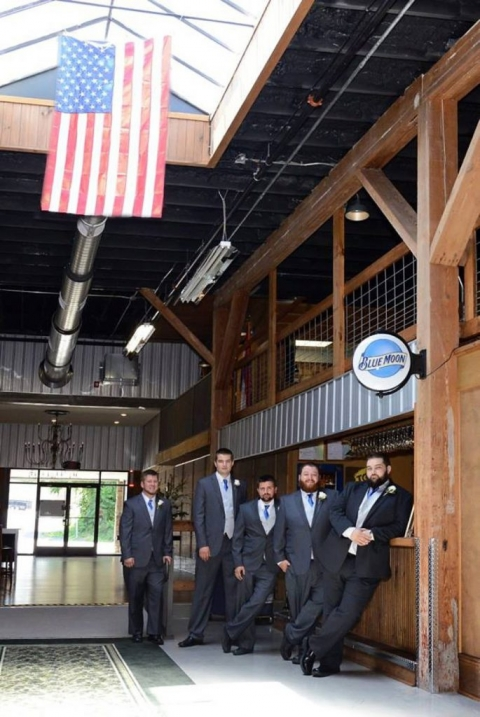 Weddings at The Old Glass Place in Downtown Springfield, MO
