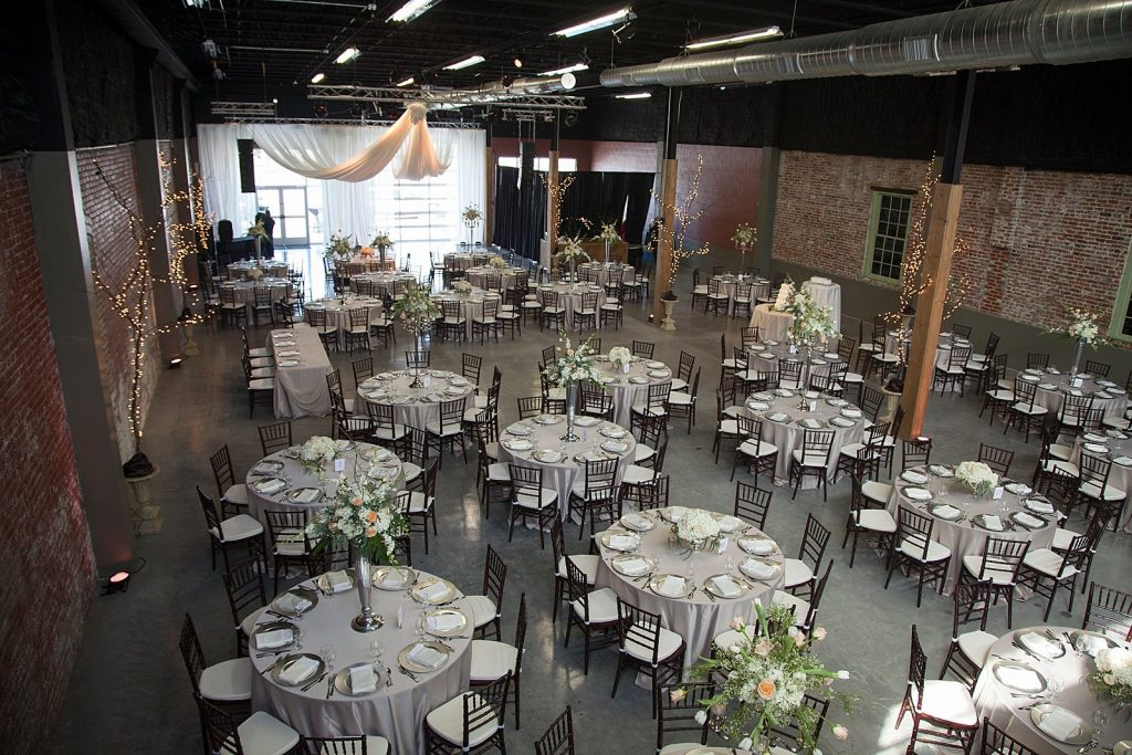 Old Glass Place Wedding Venue in Downtown Springfield MO