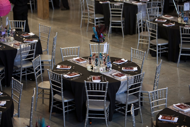 Table Linens The Old Glass Place Event Venue Springfield Mo