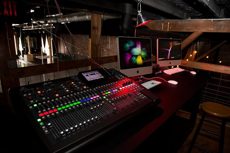 Event Sound System For Rent At The Old Glass Place